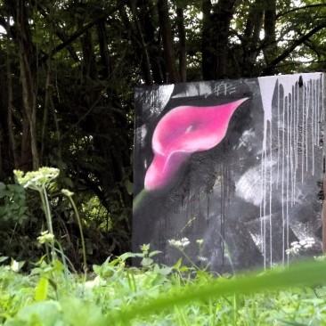 «Flower duet» Corbeil-Essonnes 2015